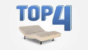 Top 4 Adjustable Bed Brands