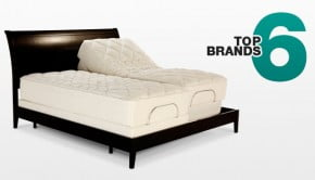 Review of Top 6 Adjustable Bed Brands