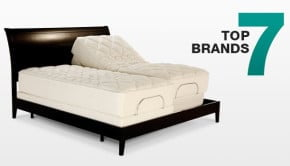 Review of Top 7 Adjustable Bed Brands