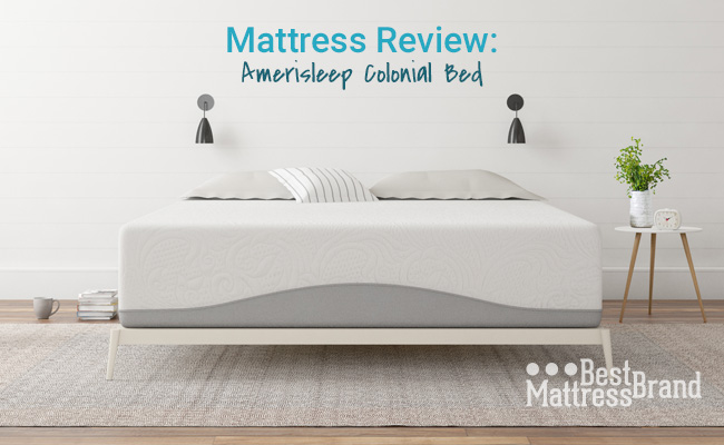 Amerisleep Colonial Bed Review – A Greener, Luxury Memory Foam Mattress