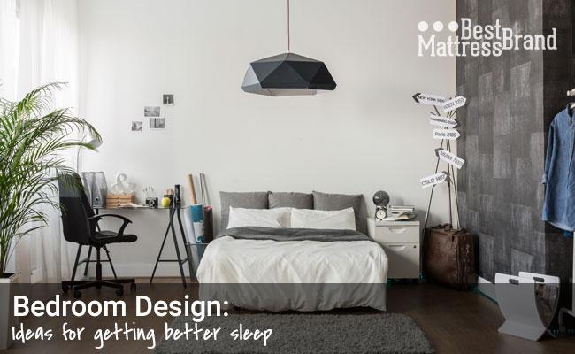 Bedroom Design Ideas for Getting Better Sleep