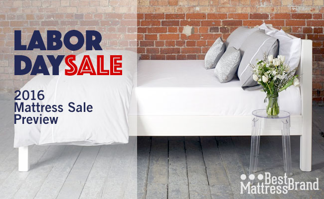 Find the best labor day mattress sale