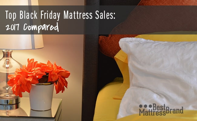 Top Black Friday Mattress Sales of 2017 Compared