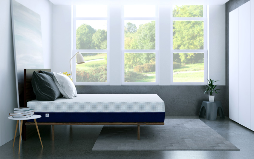 amerisleep as3 memory foam