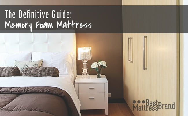 Best Memory Foam Mattress: The Definitive Guide