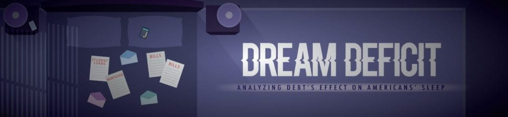 Debt's Effect on Sleep