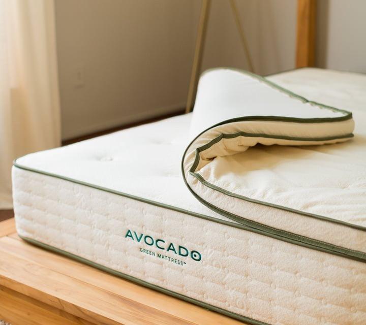 best eco-friendly firm mattress
