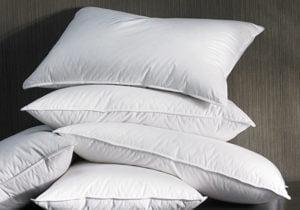 pillows for bedding